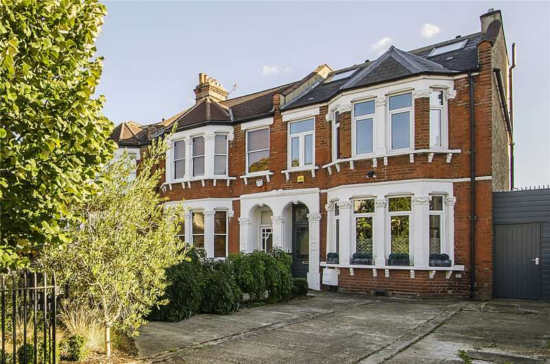 5 Bedrooms Semi Detached House for sale in Park Hall Road, London, SE21