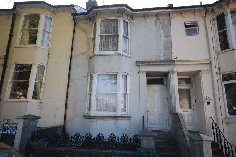 4 Bedrooms Terraced House for sale in Franklin Road, Brighton