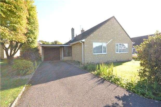 2 Bedrooms Detached House for sale in Hillside Gardens, Woodmancote, CHELTENHAM, Gloucestershire, GL52 9QF