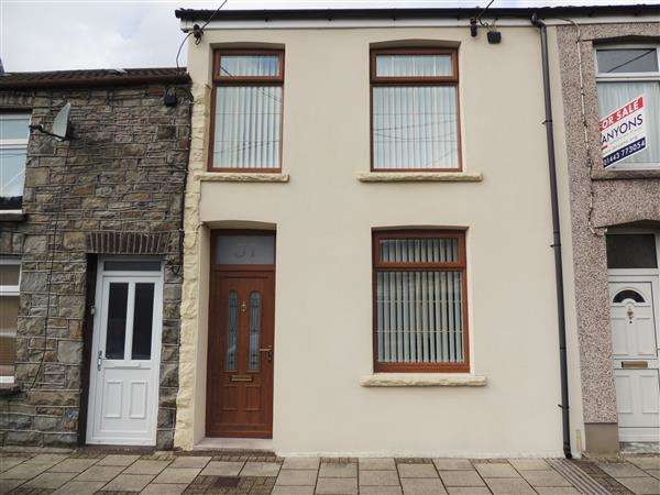 2 Bedrooms Terraced House for sale in Victoria Street, Treherbert, Treorchy
