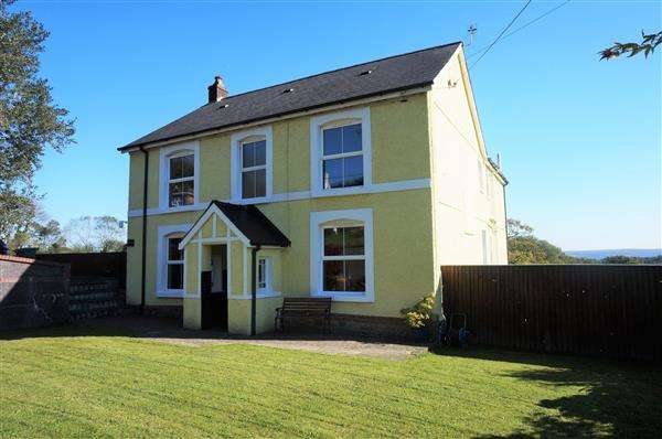5 Bedrooms Detached House for sale in Homestead, Llandeilo Road, GORSLAS, Llanelli