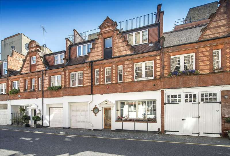 3 Bedrooms Mews House for sale in Holbein Mews, Chelsea, London, SW1W