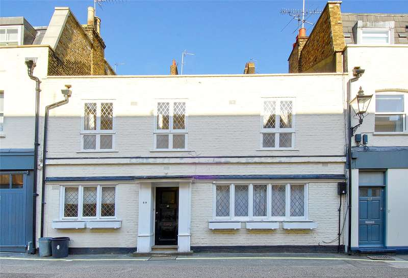 3 Bedrooms Mews House for sale in Devonshire Place Mews, Marylebone, London, W1G