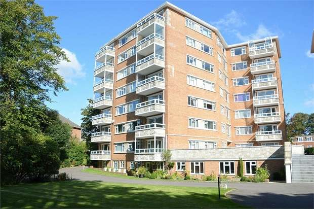 2 Bedrooms Flat for sale in West Cliff, Bournemouth, Dorset