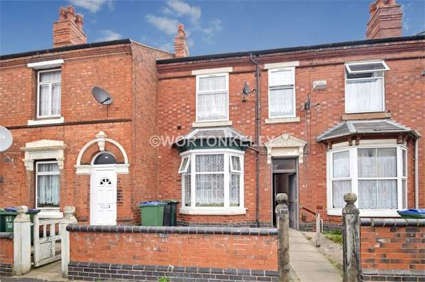 4 Bedrooms Terraced House for sale in Grange Road, WEST BROMWICH, West Midlands