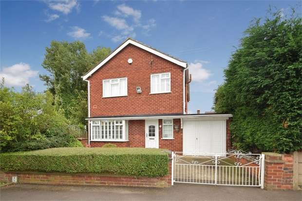 3 Bedrooms Detached House for sale in Engine Lane, WEDNESBURY, West Midlands