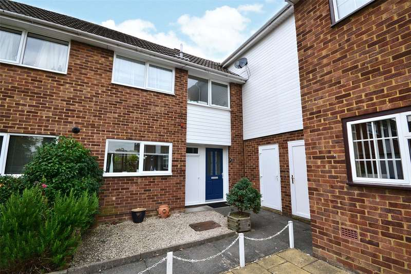 2 Bedrooms Terraced House for sale in Bishopdale, Bracknell, Berkshire, RG12