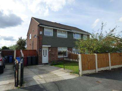 3 Bedrooms House for sale in Jedburgh Drive, Kirkby, Liverpool, Merseyside, L33