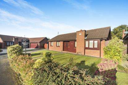 3 Bedrooms Bungalow for sale in Newland Close, Widnes, Cheshire, WA8