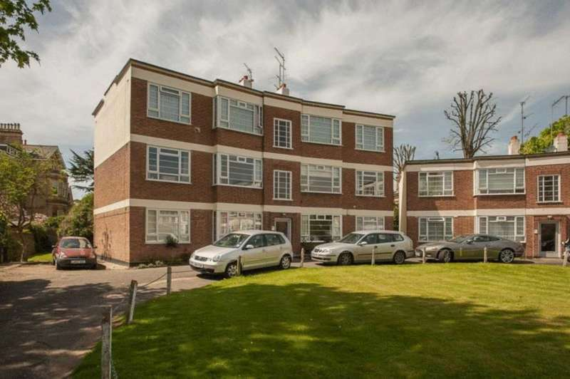 2 Bedrooms Apartment Flat for sale in Old House Gardens, Park Road