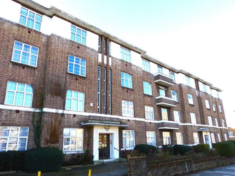 4 Bedrooms Flat for sale in Windsor Court, Golders Green Road, Golders Green