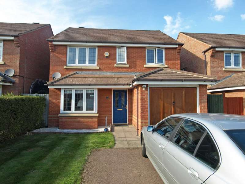 3 Bedrooms Detached House for sale in Purslane Drive, Bicester