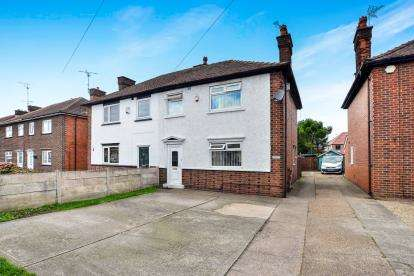 3 Bedrooms Semi Detached House for sale in Dalestorth Street, Sutton-In-Ashfield, Nottinghamshire, Notts