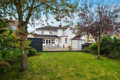 4 Bedrooms Semi Detached House for sale in Charnwood Street, Sutton In Ashfield, Nottingham, Nottinghamshire