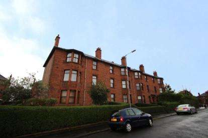2 Bedrooms Flat for sale in Sunart Road, Glasgow, Lanarkshire