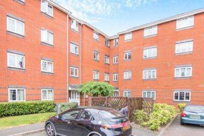 2 Bedrooms Flat for sale in Rathbone Court, 477 Stoney Stanton Road, Coventry, West Midlands