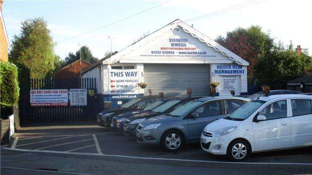 Land Commercial for sale in Lysons Avenue, Ash Vale, Aldershot