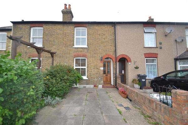 3 Bedrooms Terraced House for sale in Fruen Road, Feltham