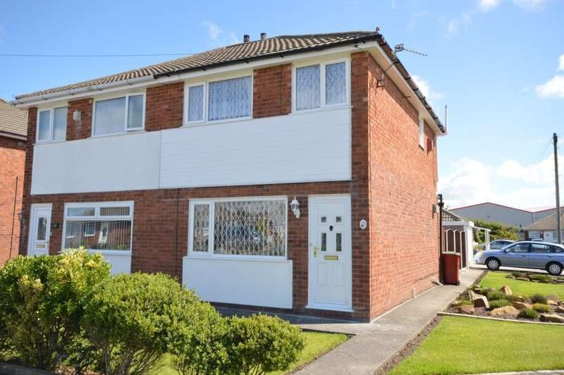 3 Bedrooms Semi Detached House for sale in Macauley Avenue, Marton