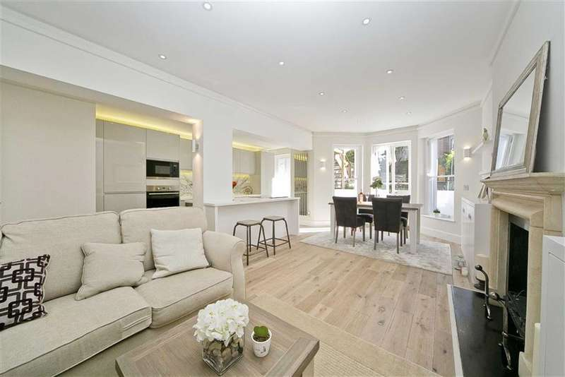 2 Bedrooms Property for sale in Elgin Avenue, Maida Vale, London, W9