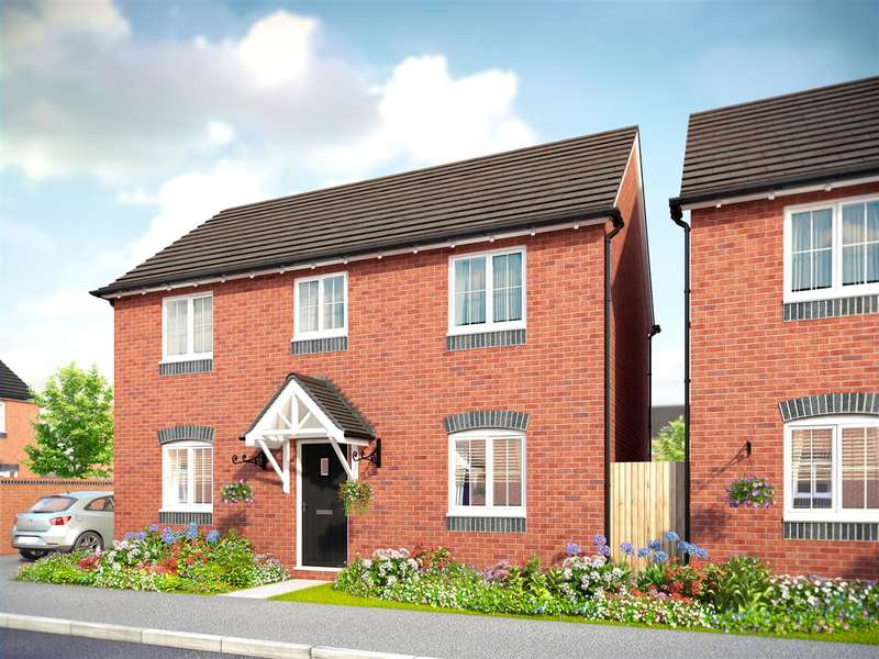 3 Bedrooms Property for sale in Saxon Meadows, Kempsey, Worcester