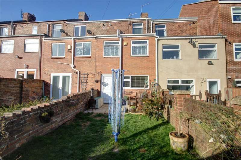 2 Bedrooms Terraced House for sale in Cooks Cottages, Ushaw Moor, Durham, DH7