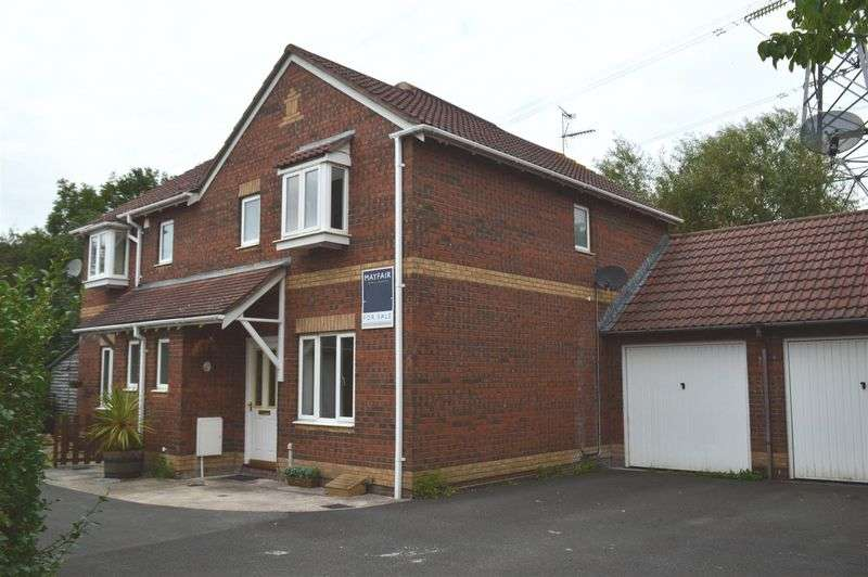 3 Bedrooms Semi Detached House for sale in Ivy Lane, Weston-Super-Mare