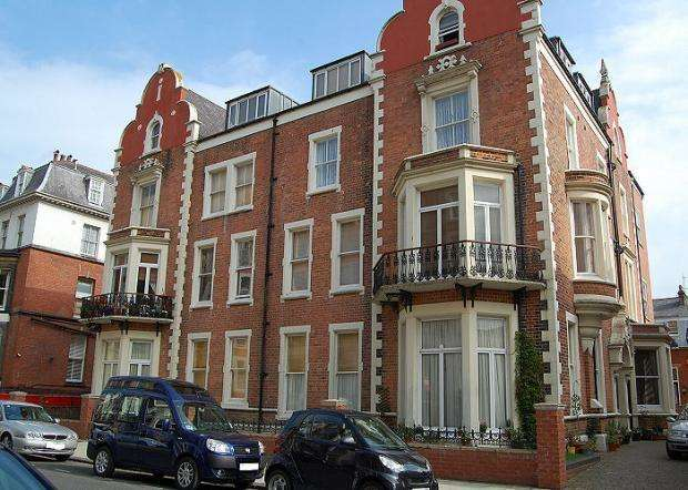2 Bedrooms Apartment Flat for sale in Summerdale Apartments, Prince of Wales Terrace, Scarborough YO11 2AN