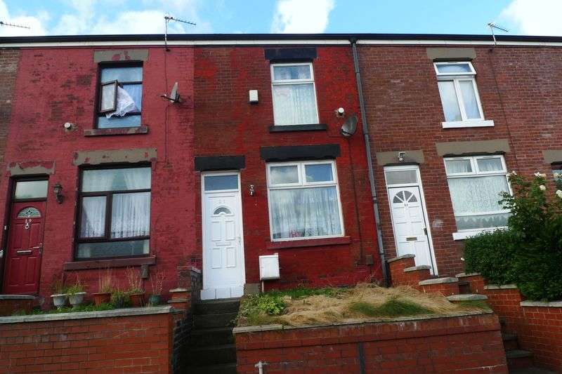 2 Bedrooms Terraced House for sale in Gilnow Lane, Deane, Bolton