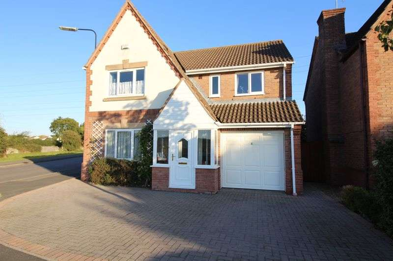 4 Bedrooms Detached House for sale in Parish Brook Road, Nailsea