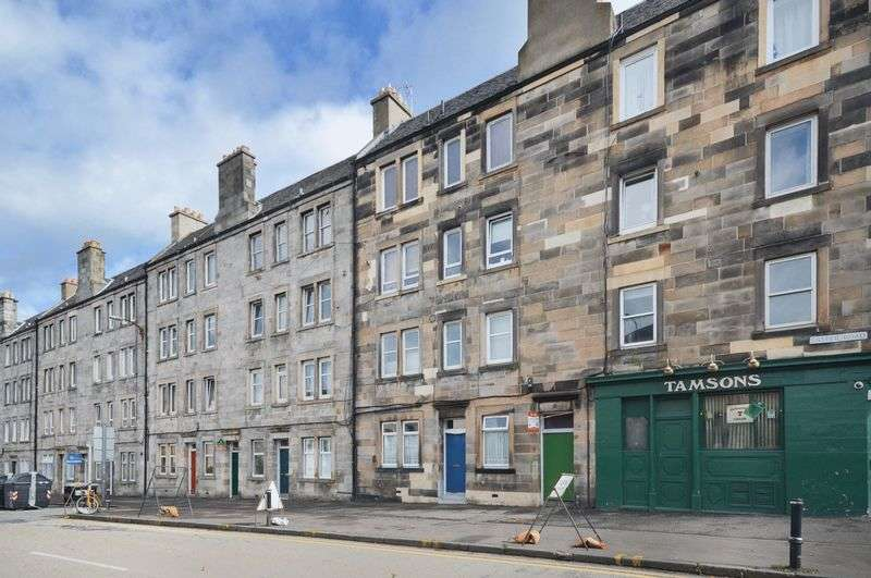 1 Bedroom Flat for sale in 282 (2f2) Easter Road, Edinburgh, EH6 8JU