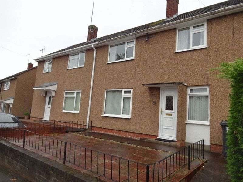 4 Bedrooms Terraced House for sale in Drake Crescent, Kidderminster DY11 6EB