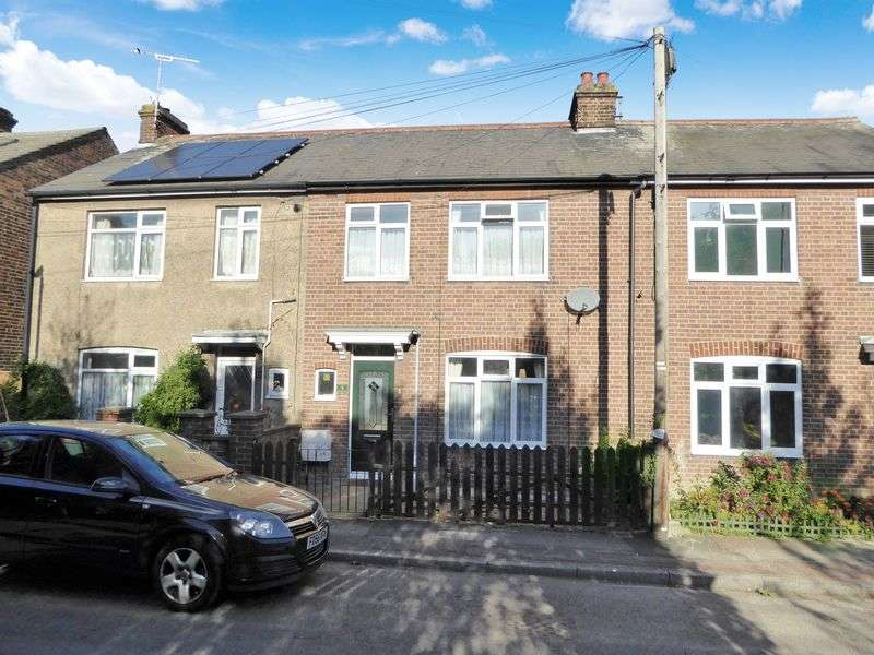 3 Bedrooms Terraced House for sale in Englands Lane, Dunstable