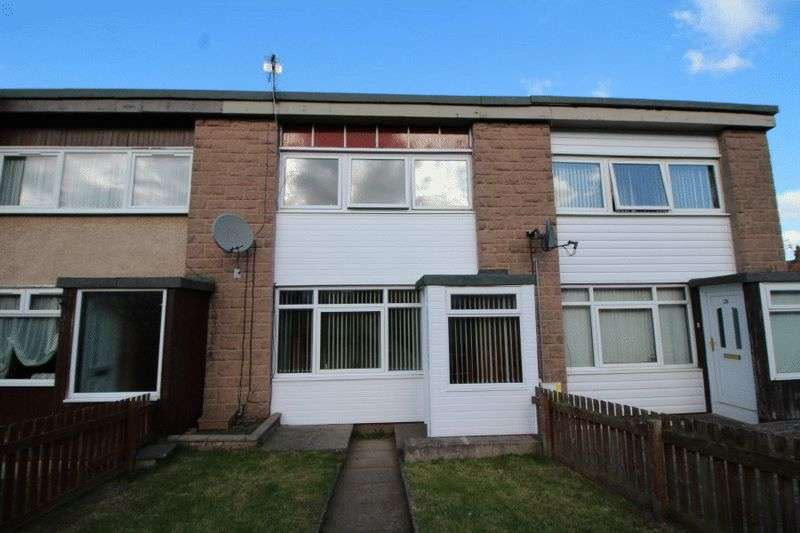 2 Bedrooms Terraced House for sale in Greenloanings, Kirkcaldy