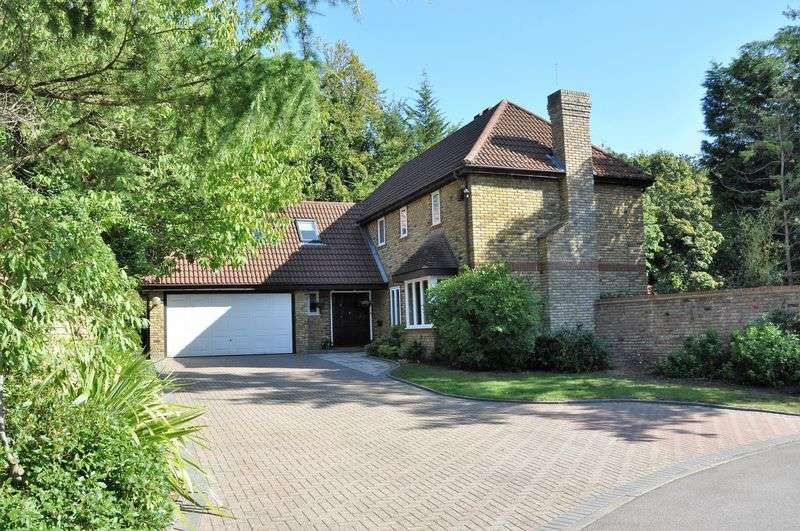 5 Bedrooms Detached House for sale in Glenheadon Rise