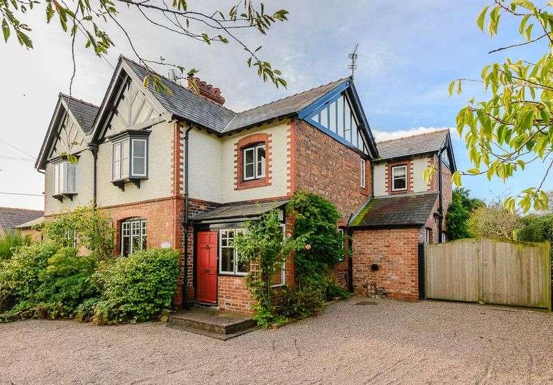 3 Bedrooms Semi Detached House for sale in School Lane, Bunbury