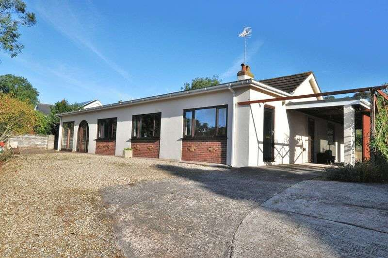 4 Bedrooms Detached Bungalow for sale in Collaton St Mary
