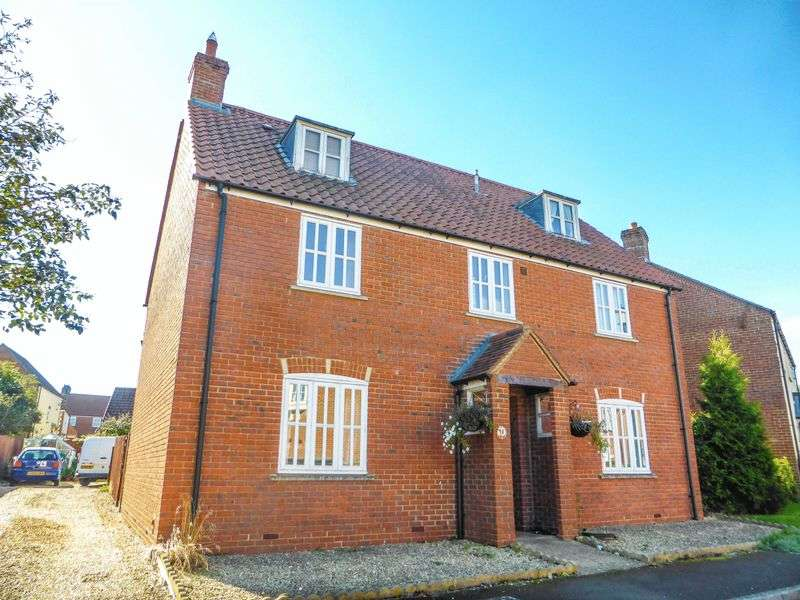 6 Bedrooms Detached House for sale in Henley Rise, Shepton Mallet