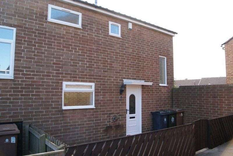 2 Bedrooms House for sale in Garth Twentyfour, Newcastle Upon Tyne