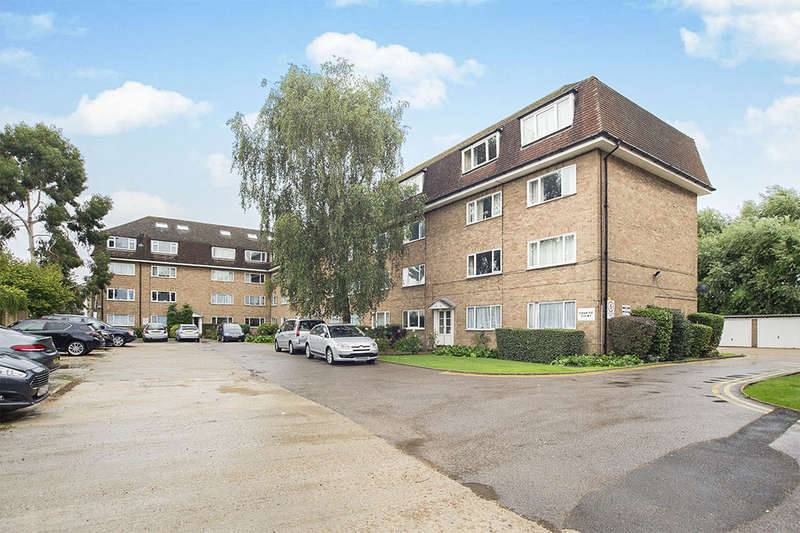 2 Bedrooms Flat for sale in Charter Court Linden Grove, New Malden, KT3