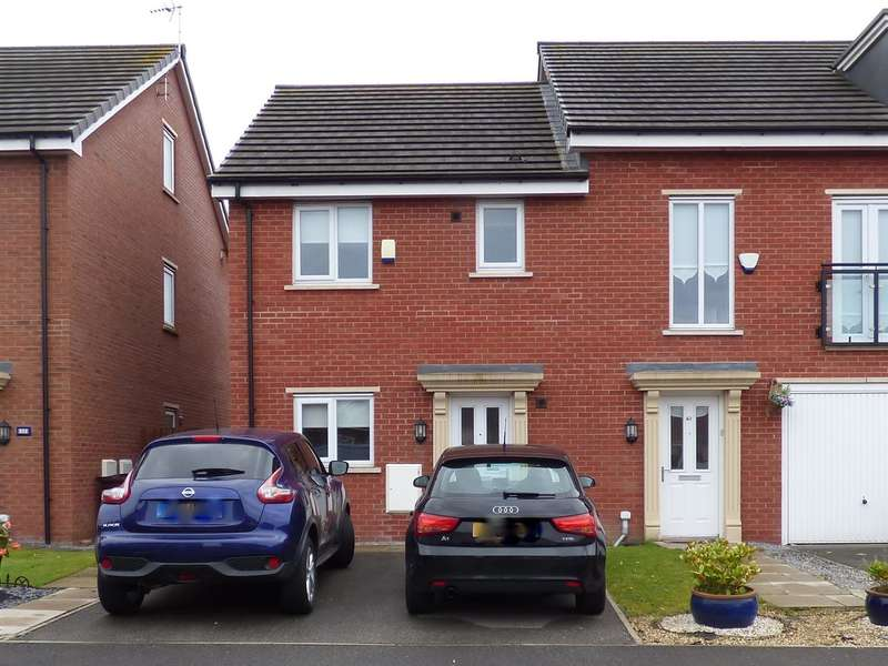 3 Bedrooms Terraced House for sale in Springfield Crescent, Huyton, Liverpool