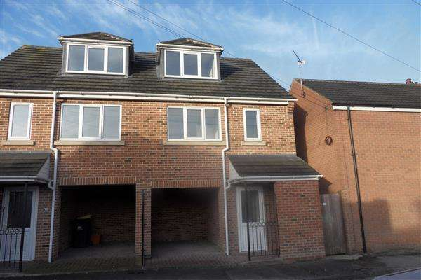 3 Bedrooms Semi Detached House for sale in Victoria Street, Ripley
