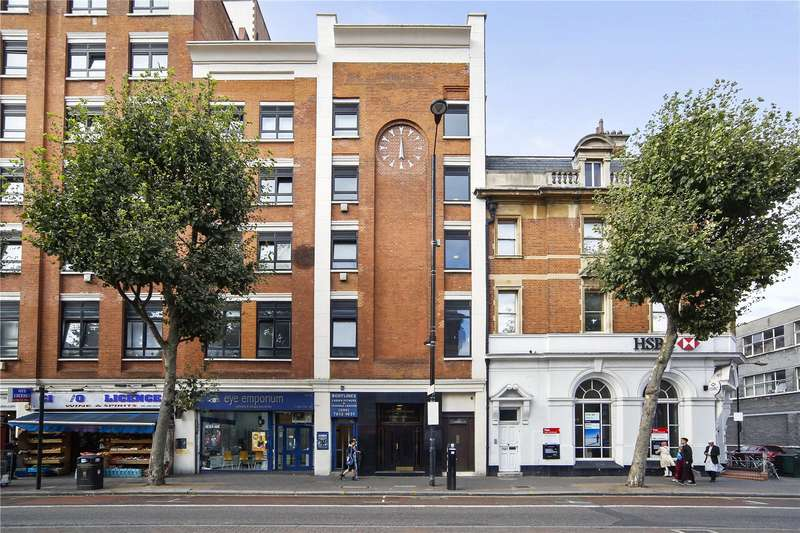 2 Bedrooms Flat for sale in City View House, 463 Bethnal Green Road, E2