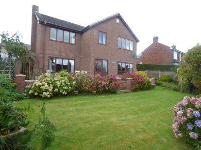 4 Bedrooms Detached House for sale in Rogers Lane, Gwersyllt, Wrexham, Wrecsam, LL11