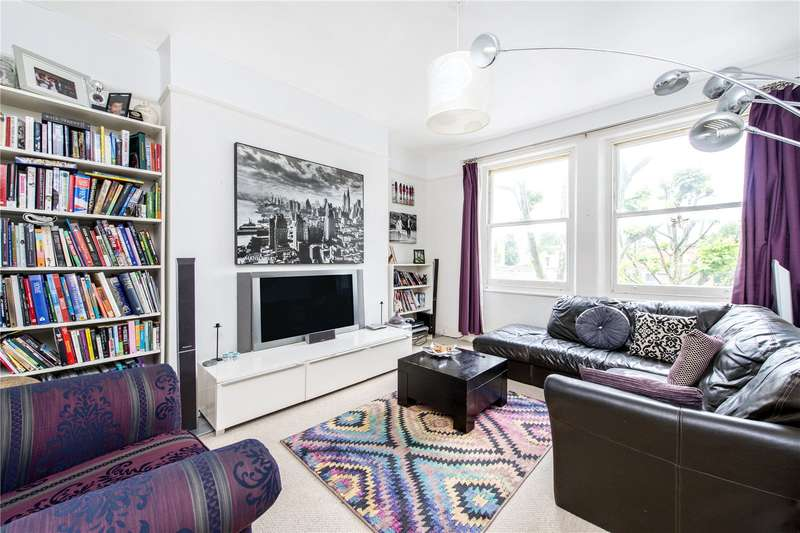 2 Bedrooms Flat for sale in Shirland Road, W9