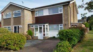 3 Bedrooms Semi Detached House for sale in Everard Way, Faversham