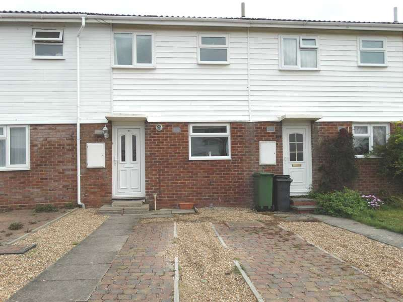 2 Bedrooms Terraced House for sale in Bridgemere Road, Eastbourne