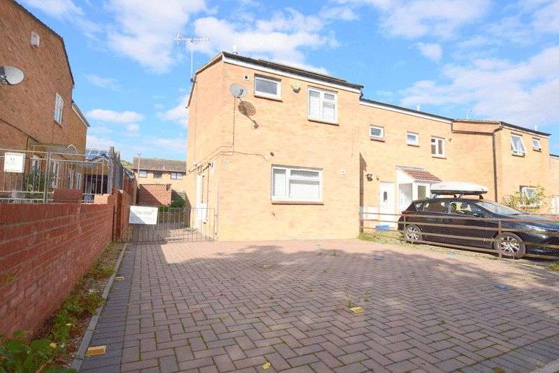 2 Bedrooms House for sale in Bramble Avenue, Conniburrow, Milton Keynes
