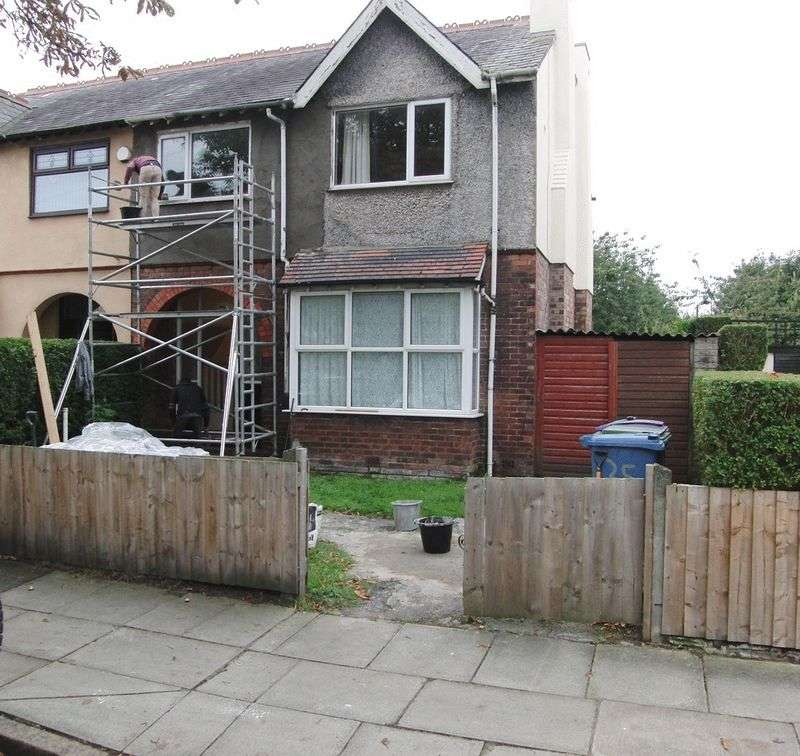 4 Bedrooms Semi Detached House for sale in Caldy Road, Liverpool