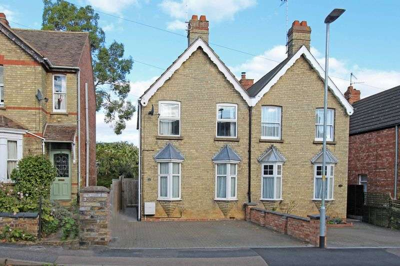 2 Bedrooms Semi Detached House for sale in Queens Walk, Stamford